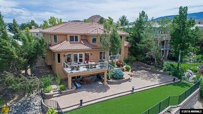 Reno Single Family Home For Sale: 2555 Manzanita Ln.