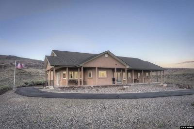 Carson City Single Family Home For Sale: 2650 Merrill Rd
