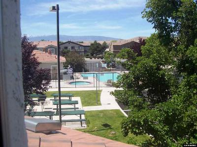 Sparks Condo/Townhouse For Sale: 5655 El Paseo #101