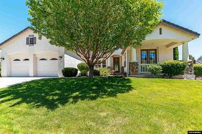 Reno Single Family Home Active/Pending-Loan: 1790 Winter Moon