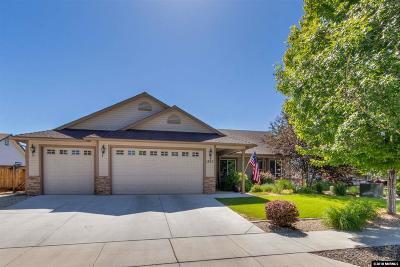 Gardnerville Single Family Home Active/Pending-Call: 1363 Bryan