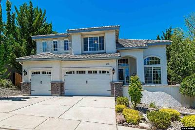 Washoe County Single Family Home For Sale: 4754 Village Green Pkwy