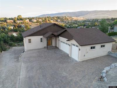Reno Single Family Home New: 3830 S Folsom Drive