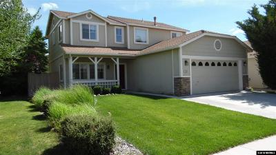 Reno Single Family Home New: 2090 Brittany Meadows Drive