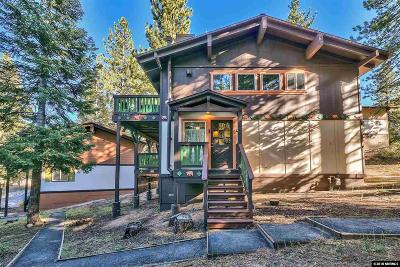 Incline Village Single Family Home Price Reduced: 1308 Tirol Drive
