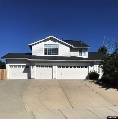 Reno Single Family Home New: 14305 Ghost Rider