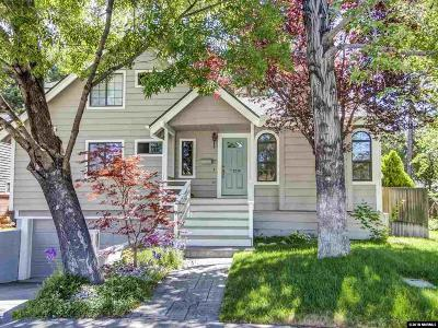 Reno Single Family Home Price Reduced: 1236 Nixon Ave