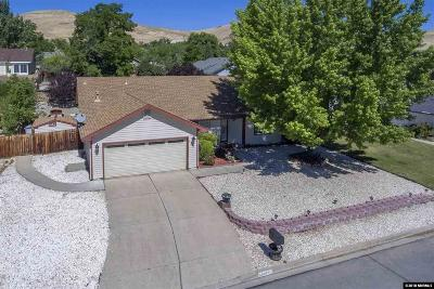 Sparks Single Family Home New: 6995 Sunkist Drive #NV