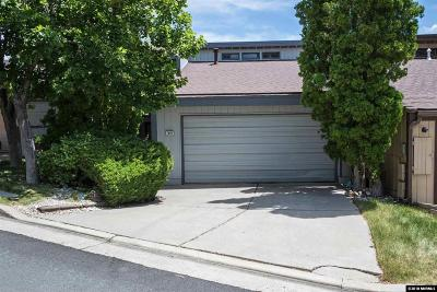 Reno Condo/Townhouse New: 1820 Balboa Drive