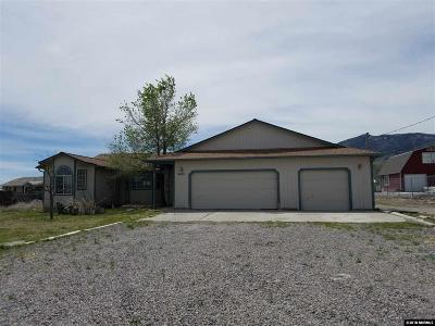 Washoe County Single Family Home For Sale: 8200 Osage Road