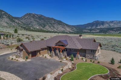 Genoa Single Family Home For Sale: 320 James Canyon Loop