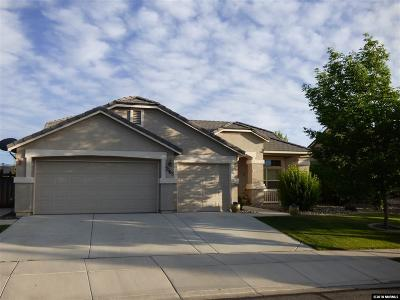 Sparks Single Family Home New: 3763 Big Dipper Court
