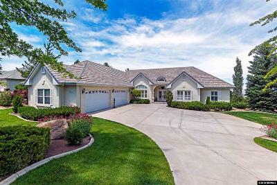 Reno Single Family Home New: 14230 Sorrel