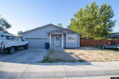 Fernley Single Family Home New: 448 Nader Way