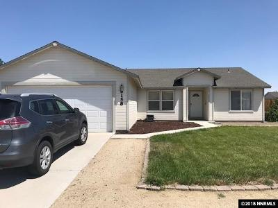 Fernley Single Family Home Active/Pending-Loan: 158 Shadow Mountain Dr
