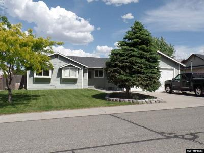 Winnemucca Single Family Home Active/Pending-Call: 3239 Marla Dr.