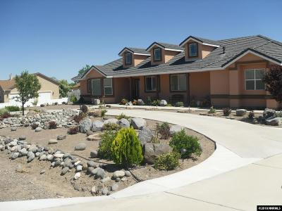 Fernley Single Family Home New: 1089 Rawhide Dr.