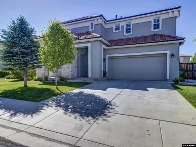 Sparks Single Family Home New: 2429 Capriolate Drive