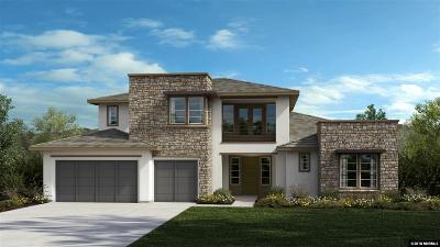 Reno, Sparks, Carson City, Gardnerville Single Family Home New: 9090 Boomtown Garson Rd #Lot 177