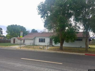 Lovelock Single Family Home Active/Pending-Call: 1010 Grinnel