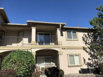 Reno Condo/Townhouse For Sale: 6850 Sharlands #K 2064