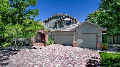 Reno Single Family Home For Sale: 1792 Belford Road