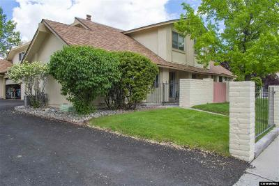 Carson City Condo/Townhouse Price Reduced: 4004 Pheasant Drive