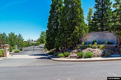 Reno Single Family Home For Sale: 4499 Troon Ct.