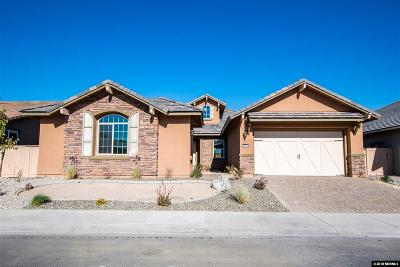Reno Single Family Home For Sale: 2021 Neviekay Lane #Lot 110