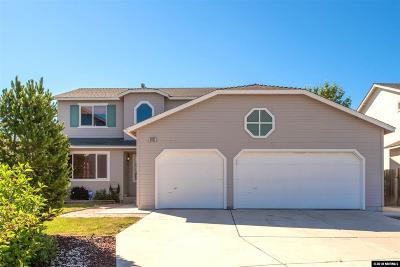 Sparks Single Family Home New: 4932 Colorado Ct.