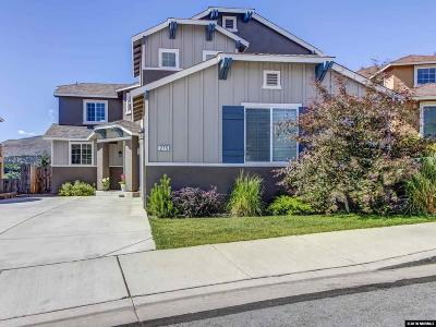 Reno Single Family Home New: 275 Anselmo Dr