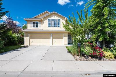 Single Family Home Active/Pending-Loan: 955 Festa Way