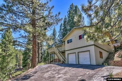 Tahoe City, Stateline, Zephyr Cove Single Family Home For Sale: 252 N Benjamin