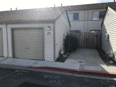Reno Condo/Townhouse Active/Pending-Call: 13810 Lear Blvd