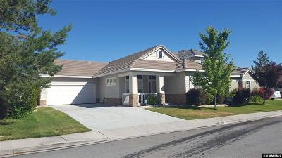 Reno Single Family Home New: 10281 Wolf Ridge Way
