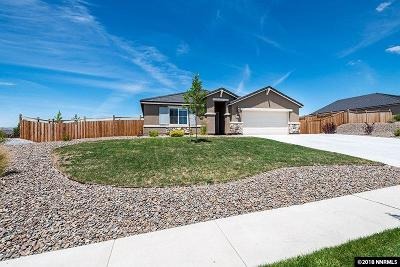 Washoe County Single Family Home For Sale: 3720 Exposition Court
