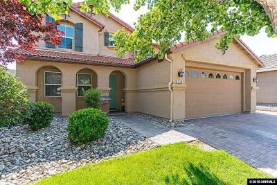 Reno NV Single Family Home New: $479,000