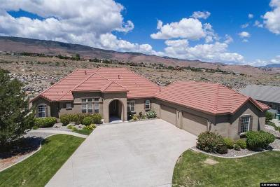 Reno Single Family Home New: 6889 Marble Canyon Rd.
