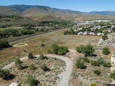 Reno Residential Lots & Land New: 7360 W 4th Street