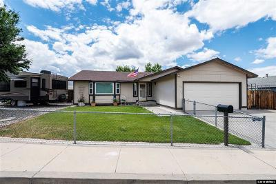Reno Single Family Home New: 8505 Corrigan Way