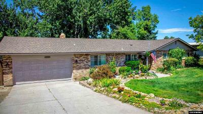 Reno, Sparks, Carson City, Gardnerville Single Family Home New: 2445 Tamarisk