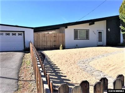 Reno Single Family Home For Sale: 13161 Mount Logan