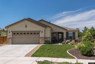 Reno NV Single Family Home New: $515,000
