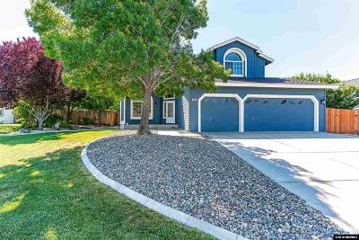 Reno Single Family Home Active/Pending-Call: 14355 Ghost Rider Dr