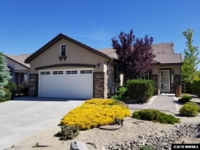 Reno, Sparks, Carson City, Gardnerville Single Family Home New: 9290 Palmetto Court
