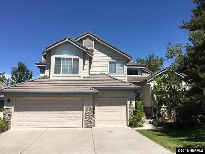 Reno NV Single Family Home New: $564,900