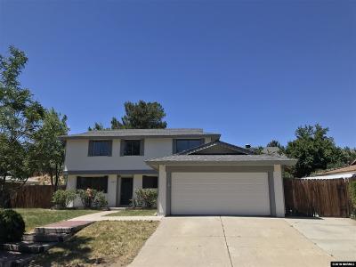 Washoe County Single Family Home New: 1555 Van Petten St