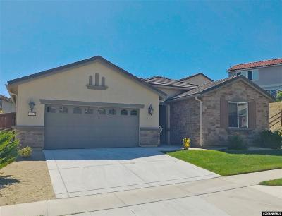 Reno Single Family Home New: 2665 Peavine Creek