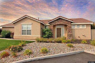 Reno Single Family Home For Sale: 1476 Wild Wolf