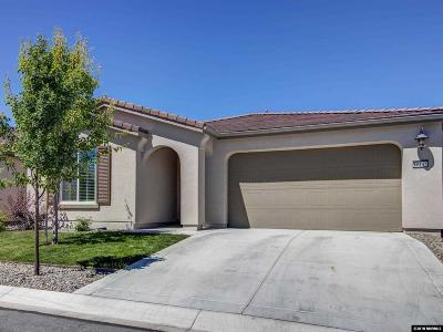 Reno Single Family Home New: 10145 Mesa Cortona